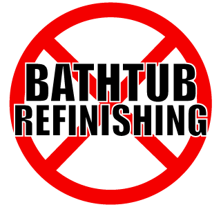 no bathub refinishing